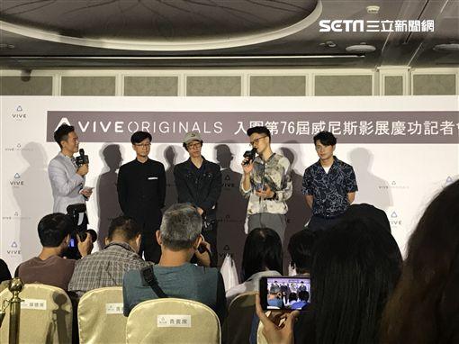 今年威尼斯影展,台灣可說是最風光的一年,由HTC VIVE所主導的5部原創VR作品入圍「VR主競賽單元」與「VR作品觀摩」項目 圖/記者邱于倫攝影