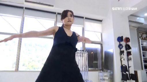 福原愛超正大姑 進軍演藝圈秀芭蕾舞技