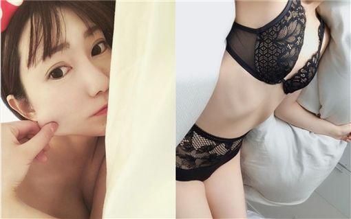 日本正妹YouTuber,丸の内OLレイナ(圖/翻攝自reinapanty2 IG)