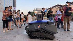 坦克巡北京1200