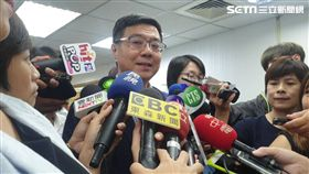 民進黨主席卓榮泰(記者黎冠志攝影)
