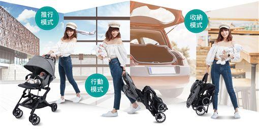 娃娃車,COMBI,寶寶,推車,CFS
