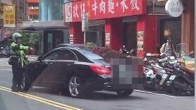 取締,違規,衝撞,擋車(爆料公社)
