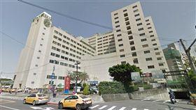 新北,國道3號,北二高,自撞,翻車,死亡車禍,亞東醫院(圖/翻攝自Googlemap)