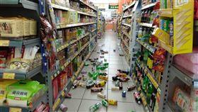 宜蘭近海,地震,規模強震,全台(圖/民眾提供)
