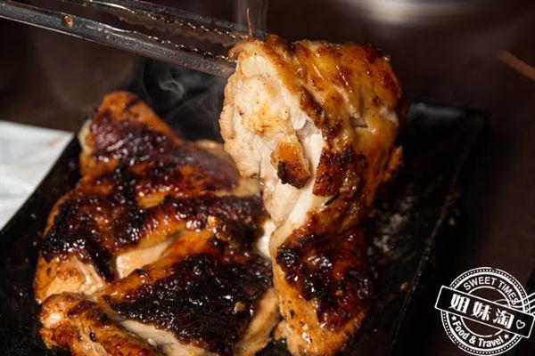進吉泰國蝦海鮮炭烤吃到飽雞腿排