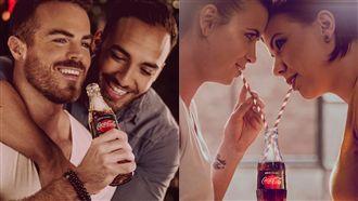 可樂同志廣告遭抵制!品牌回應超霸氣