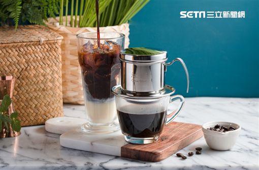 法式越南料理,沐越,越式滴濾冰咖啡,越南咖啡