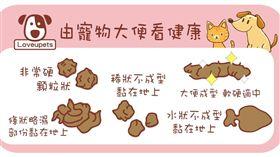 ▲由寵物大便來看健康(圖/愛你寵物網loveupets)