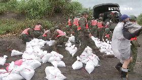 宜蘭防雨淹1800
