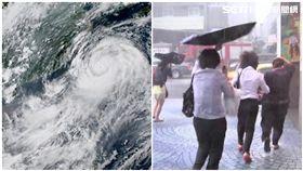 利奇馬/翻攝自台灣颱風論壇|天氣特急、資料照