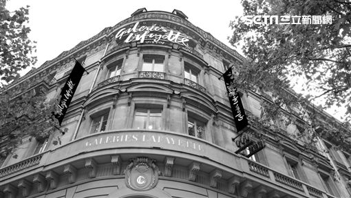 陳耀恩,Ean Chen,巴黎,天台餐廳,老佛爺百貨 勿用