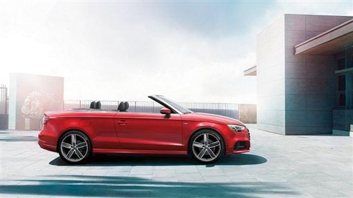 ▲Audi A3 Cabriolet (圖/翻攝網路)