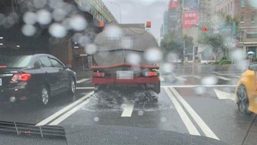 颱風,下雨,灑水車/爆怨公社