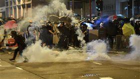 香港,三罷,反送中,警民衝突,嫌犯條例