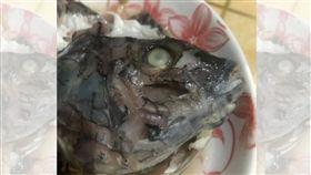 姪女愛吃魚眼睛!她嚇傻 老饕狂讚:妹妹懂吃(圖/翻攝自爆廢公社)