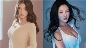 43歲港星尹子維認愛小他15歲、有「中國第一美胸」稱號的女星徐冬冬。