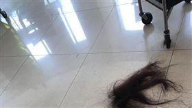 髮廊,頭髮,剪短,5公分,設計師,爆廢公社公開版 圖/翻攝自臉書爆廢公社公開版