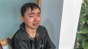 ▲田漢霖被要求強制休息,當場哭了出來。(圖/翻攝自《紅星新聞》)