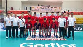 ▲中華U23男排。(圖/中華排球協會提供)