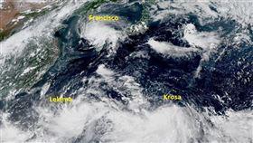 日本,柯羅莎,大浪,被海浪捲走,意外(圖/推特)