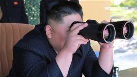 金正恩親督軍 北韓5天內兩度射彈挑釁