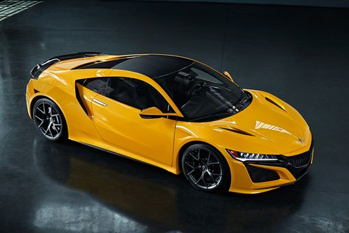 ▲NSX Indy Yellow Pearl。(圖/翻攝網站)