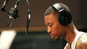 NBA/出饒舌大碟!小李想贏葛萊美 NBA,波特蘭拓荒者,Damian Lillard,饒舌,說唱,葛萊美獎 翻攝自推特