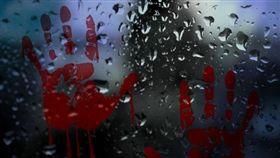 下雨,雨天,車窗,後照鏡,撞鬼,手印(圖/翻攝自PIXABAY)