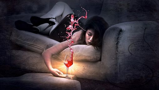 -性侵-少女-強暴-喝醉-酒醉-(圖/Pixabay)
