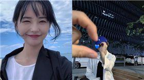 南韓22歲偶像慎惠仁。翻攝自IG