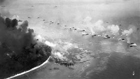 太平洋島嶼,世界第二次大戰,美國,中國,國際(圖取自維基共享資源,版權屬公有領域)