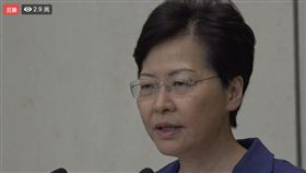 香港,林鄭月娥,香港機場,反送中,逃犯條例