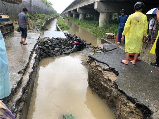 岡山,淹水,失蹤,工程