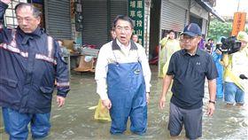 台南,淹水,改善,水患,黃偉哲