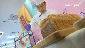 超商烤麵包1200
