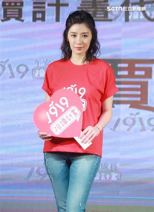 賈靜雯 (圖/記者邱榮吉攝影)