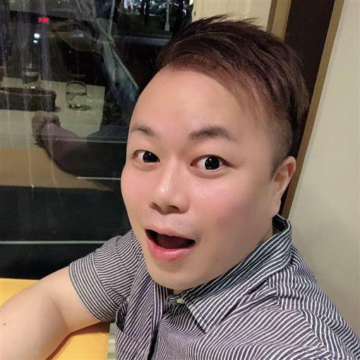 閃亮亮爆中邪 圖/臉書