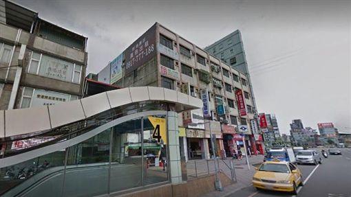 捷運永寧站。(圖/翻攝自GoogleMap)