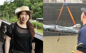 岡山,淹水,失蹤,工程,高雄,大雨(合成圖/翻攝照片)