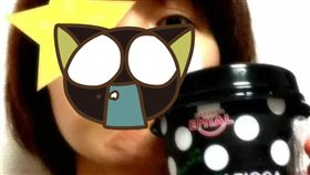 日本,珍珠,奶茶,鼻孔,自拍,噁心,模仿,危險,窒息,休克, 圖/翻攝自推特