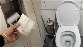 爆廢公社,休息站,衛生紙,台南。