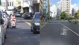 街道,停車,車位證明,街景,日本 圖/翻攝Google地圖