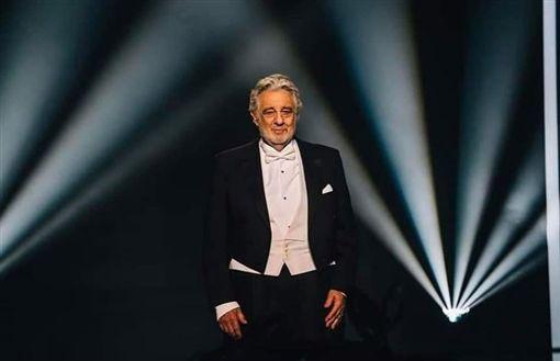享譽全球的三大男高音之的多明哥(Placido Domingo)。臉書