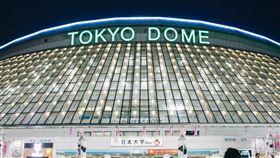 東京巨蛋。翻攝推特