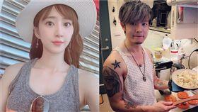 謝翔雅,通靈少女,八三夭,阿電,交往 圖/臉書