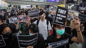 香港,反送中,政治危機,經濟危機,衝擊(圖/)