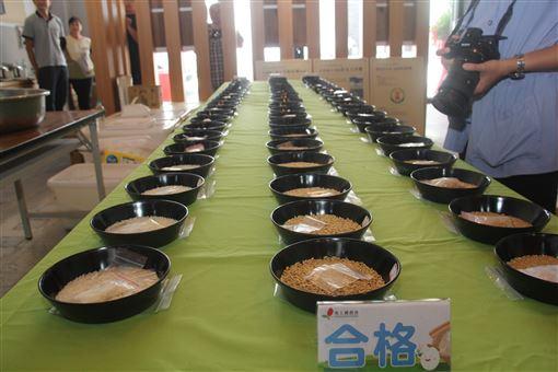 台東縣,池上鄉,稻米品質競賽,饒慶鈴,加碼獎勵(圖/台東縣政府提供)中央社