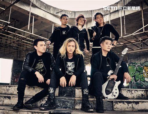 87樂團 艾成 王瞳(圖片提供:樂音唱片)