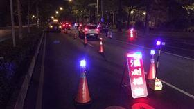 台北市,酒駕新制,宣導,酒後不開車,微電影,加強取締(圖/警方提供)中央社
